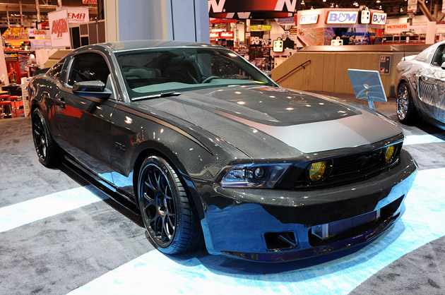 MISC 2011 Ford Mustang RTR